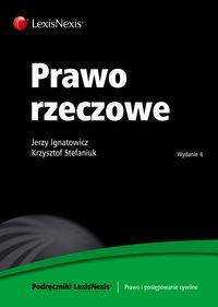 Prawo rzeczowe Ignatowicz