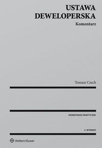 Ustawa deweloperska Komentarz Czech
