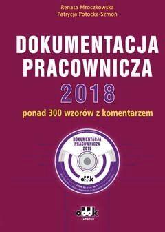 Dokumentacja pracownicza 2018 Oddk