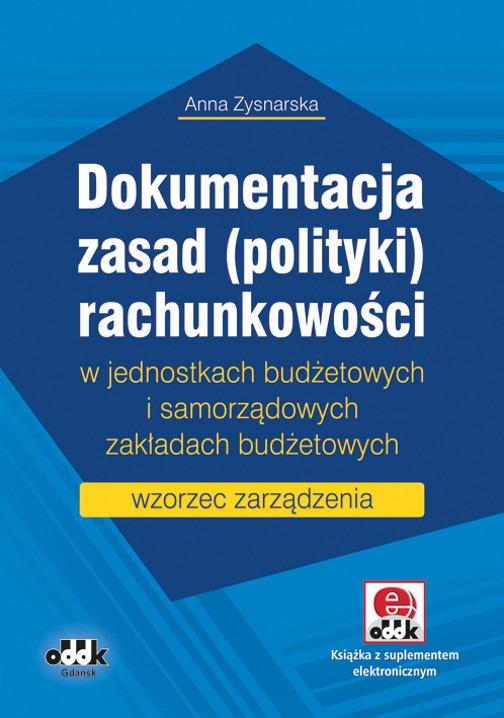 Dokumentacja zasad polityki rachunkowości