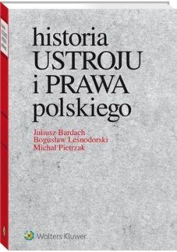 Historia ustroju i prawa polskiego Bardach