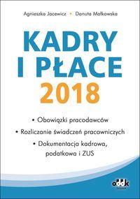 Kadry i płace 2018