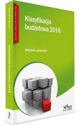 Klasyfikacja budżetowa 2016