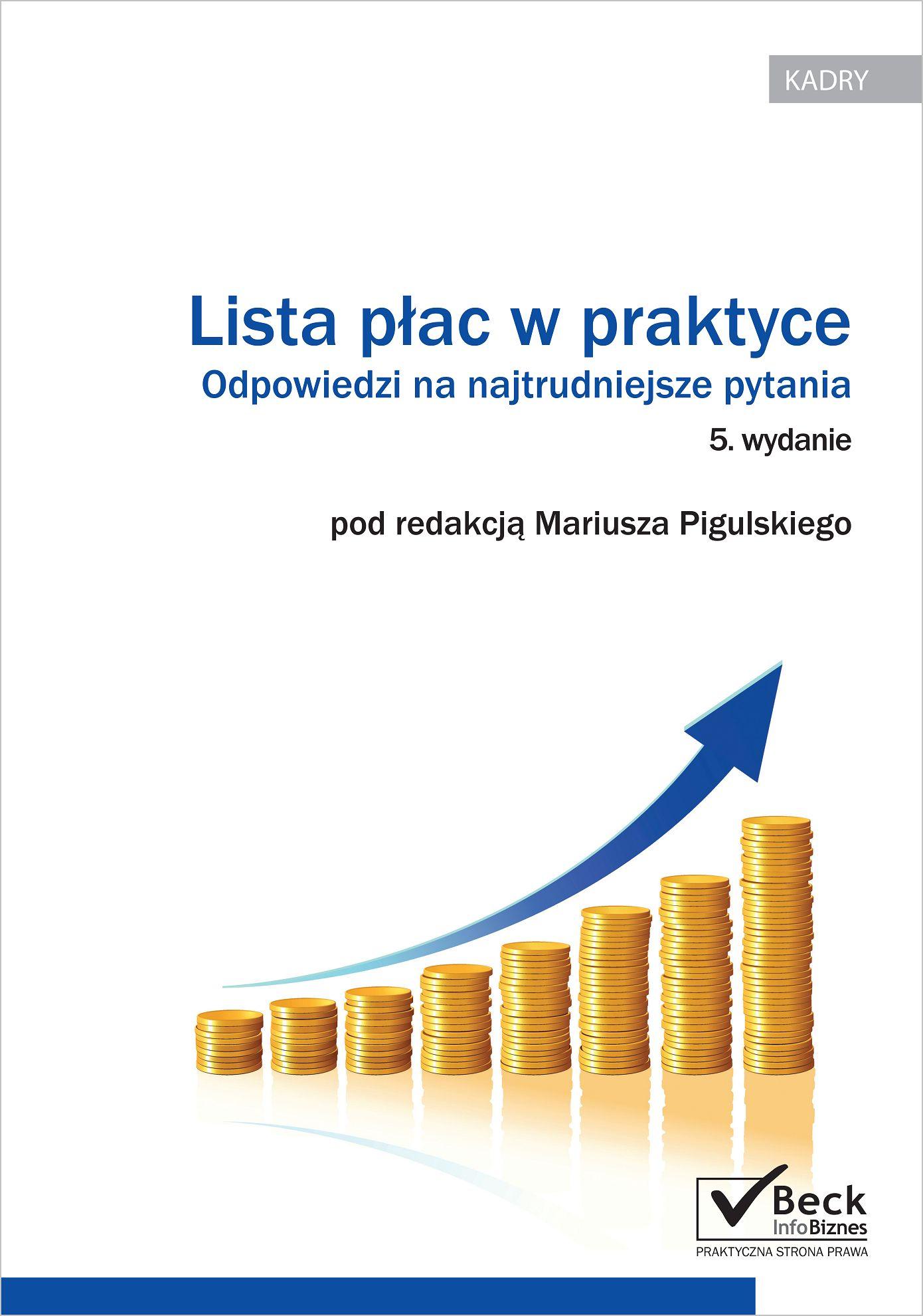 Lista płac w praktyce 2018