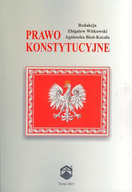 Prawo konstytucyjne Witkowski Tnoik