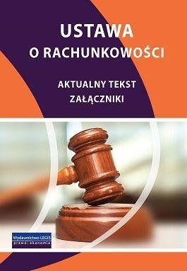 Ustawa o rachunkowości Legis
