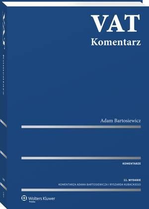 Vat Komentarz 2017 Bartosiewicz
