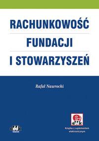 Rachunkowość fundacji i stowarzyszeń Nawrocki
