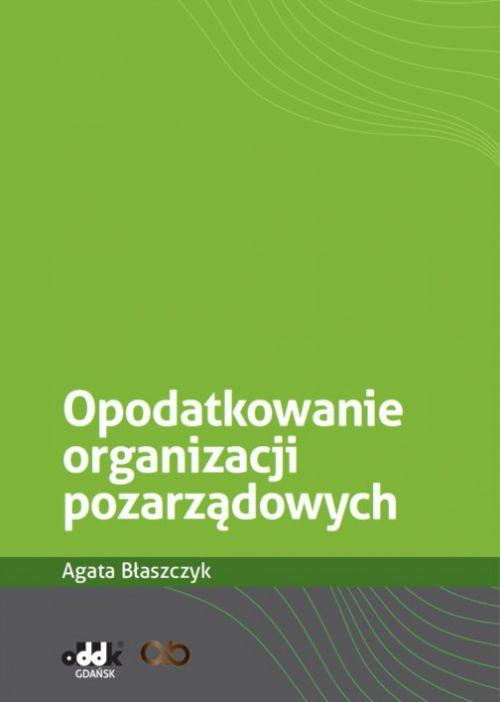 Opodatkowanie organizacji pozarzÄ…dowych