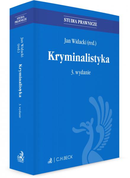 Kryminalistyka Widacki Studia prawnicze
