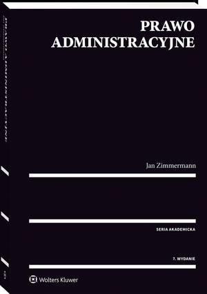 Prawo administracyjne Zimmermann