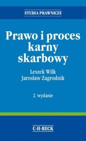 Prawo i proces karny skarbowy Wilk Zagrodnik