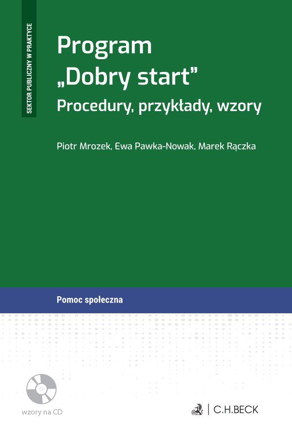 Program Dobry start Procedury, przykłady, wzory