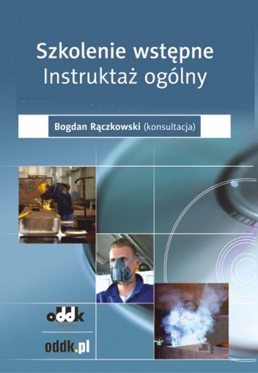 Szkolenie wstępne Instruktaż ogólny (z licencją zamkniętą)
