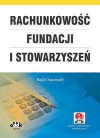 Rachunkowość fundacji i stowarzyszeń Nawrocki ze wzorami polityki rachunkowości i planem kont z suplementem elektronicznym