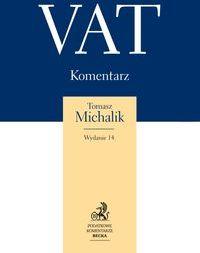 VAT Komentarz 2021 Beck Michalik